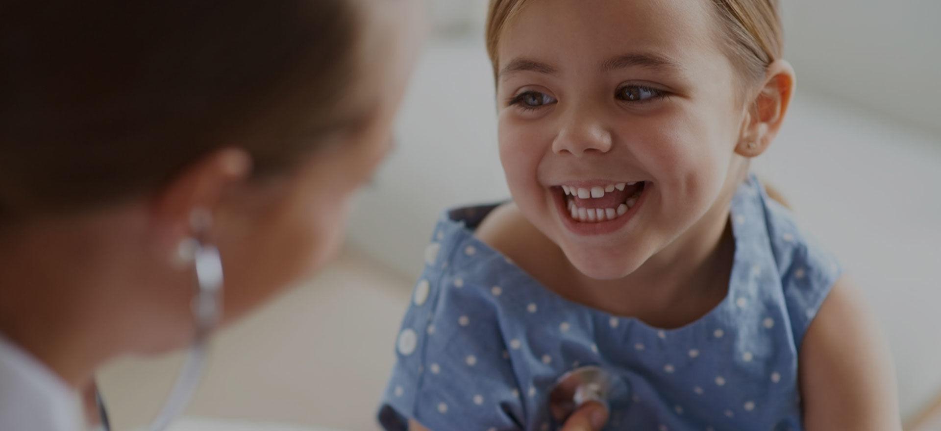 Neka se vaše dete više ne plaši lekara, već sa osmehom dođe na pregled.